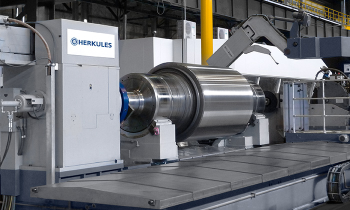 Herkules machines are the first choice for the demanding aluminum industry